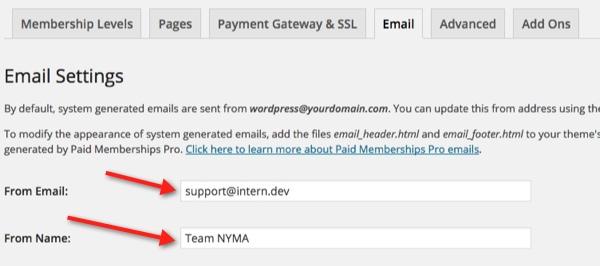 Wordpress Membership Plugin - Paid Memberships Pro - Dave Braun (The)
