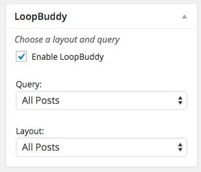 Implementing a WordPress Grid using Loopbuddy config thedavebraun