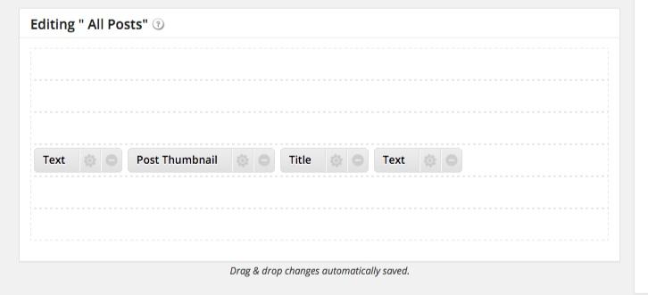 Implementing a WordPress Grid using Loopbuddy layout thedavebraun