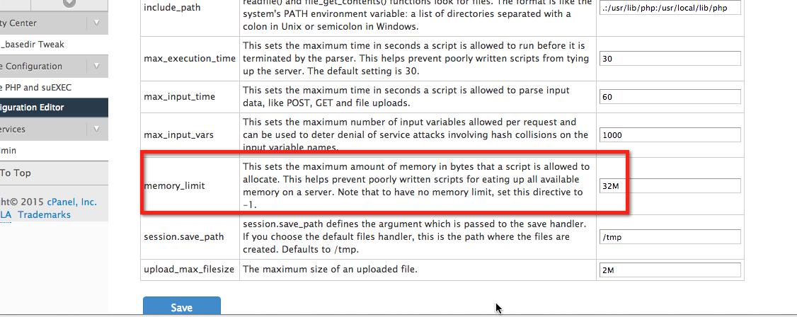 backupbuddy memory thedavebraun